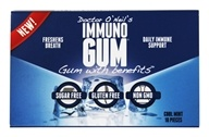 Doctor O'Neil's Immuno Gum - Immune Support Chewing Gum Cool Mint - 10 Piece(s)
