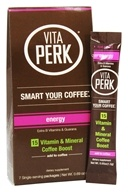 VitaPerk - Vitamin and Mineral Coffee Boost Energy Blend - 7 Packet(s)
