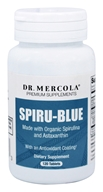 Dr. Mercola Premium Products - Spiru-Blue - 120 Tablets