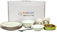 SlimPlate System - Weight Loss in a Box Plate Set - 13 Piece(s)