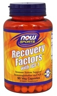 NOW Foods - Recovery Factors with IGF-1 - 90 Vegetarian Capsules