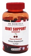 Dr. Mercola Premium Products - Joint Support Gummies Cherry Flavored - 90 Gummies