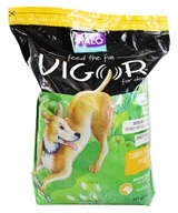 Vigor by Halo - Natural Dry Dog Food Turkey, Chicken & Salmon Recipe - 14 lbs.