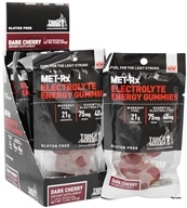 MET-Rx - Electrolyte Energy Gummies Dark Cherry - 7.4 oz.