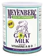 Meyenberg - Non Fat Powdered Goat Milk - 12 oz.