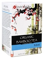 Uncle Lee's Tea - Organic Bamboo Tea Mint - 18 Tea Bags