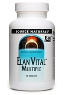 Source Naturals - Elan Vital Multiple - 90 Tablets