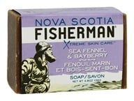 Nova Scotia Fisherman - Bar Soap Sea Fennel & Bayberry - 4.8 oz.