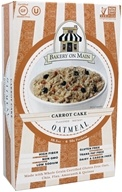 Bakery On Main - Instant Oatmeal Carrot Cake Flavored - 10.5 oz.