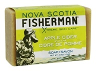 Nova Scotia Fisherman - Apple Cider Soap - 4.8 oz.