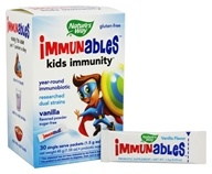 Nature's Way - Immunables Vanilla Flavored 30 x 1.5 g Packets - 1.58 oz.