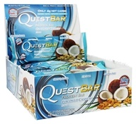 Quest Nutrition - Quest Bar Protein Bar Coconut Cashew - 12 Bars