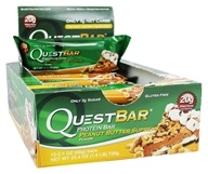 Quest Nutrition - Quest Bar Protein Bar Peanut Butter Supreme - 12 Bars