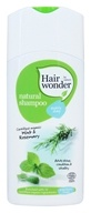 Hairwonder by Nature - Natural Shampoo Every Day Mint & Rosemary - 7 oz.