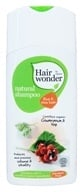 Hairwonder by Nature - Natural Shampoo Fine & Thin Hair Guarana & Hop - 7 oz.