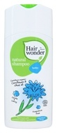Hairwonder by Nature - Natural Shampoo Baby Cornflower & Olive Oil - 7 oz.