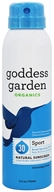 Goddess Garden - Sport Natural Sunscreen Spray 30 SPF - 3.4 oz.