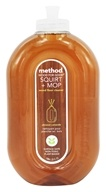 Method - Wood Floor Cleaner Squirt and Mop Almond - 25 oz.