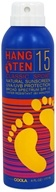 Hang Ten - Classic Sport Natural Sunscreen Broad Spectrum Spray 15 SPF - 6 oz.