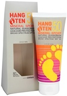 Hang Ten - Mineral Sport Natural Sunscreen Lotion 50 SPF - 3.4 oz.