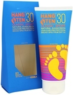 Hang Ten - Classic Sport Natural Sunscreen Lotion Broad Spectrum 30 SPF - 6 oz.