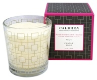 Caldrea - Candle Bougie RoseWater Driftwood - 8.1 oz.