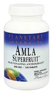 Planetary Herbals - Amla Superfruit 500 mg. - 120 Tablets