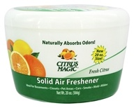 Citrus Magic - Solid Air Freshener Odor Absorbing Fresh Citrus - 20 oz.