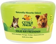 Citrus Magic - Pet Solid Air Freshener Odor Absorbing Fresh Citrus - 20 oz.