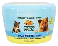 Citrus Magic - Pet Solid Air Freshener Odor Absorbing Pure Linen - 20 oz.