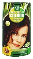 Henna Plus - Long Lasting Colour 5.35 Chocolate Brown - 3.5 oz.