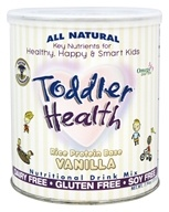 Toddler Health - All Natural Nutritional Drink Mix Vanilla - 7.94 oz.