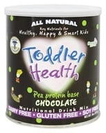 Toddler Health - All Natural Nutritional Drink Mix Chocolate - 8 oz.