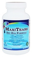 MaxiVision - MaxiTears Dry Eye Formula - 120 Enteric Coated Softgels