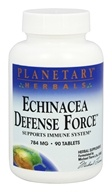 Planetary Herbals - Echinacea Defense Force 784 mg. - 90 Tablets