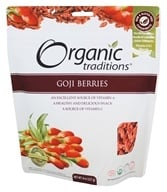 Organic Traditions - Goji Berries - 8 oz.