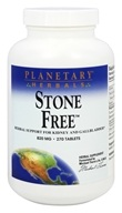 Planetary Herbals - Stone Free 820 mg. - 270 Tablets