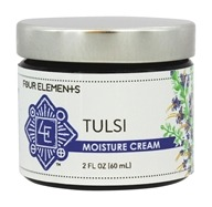 Four Elements Herbals - Moisture Cream Tulsi - 2 oz.