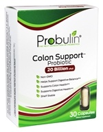Probulin - Colon Support Probiotic 20 Billion CFU - 30 Capsules