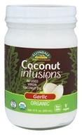 Ellyndale Foods - Organic Coconut Infusions Garlic - 12 oz.