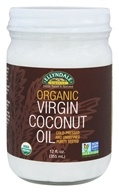 Ellyndale Foods - Organic Virgin Coconut Oil - 12 oz.