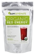 RGO - Organic Red Energy Berry - 7.9 oz.