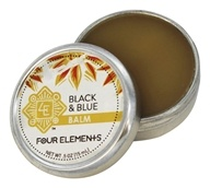 Four Elements Herbals - Black & Blue Balm - 0.5 oz.