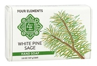 Four Elements Herbals - Hand Soap White Pine Sage - 3.8 oz.