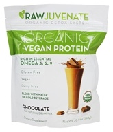RGO - Organic Vegan Protein Chocolate - 20.74 oz.