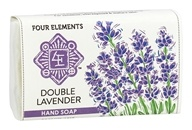 Four Elements Herbals - Hand Soap Double Lavender - 3.8 oz.
