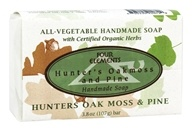 Four Elements Herbals - Handmade Soap Hunter's Oakmoss & Pine - 3.8 oz.