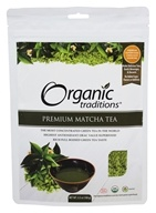 Organic Traditions - Premium Matcha Tea - 3.5 oz.