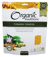 Organic Traditions - Turmeric Powder - 7 oz.