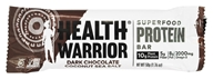 Health Warrior - Superfood Protein Bar Dark Chocolate Coconut Sea Salt - 1.76 oz.